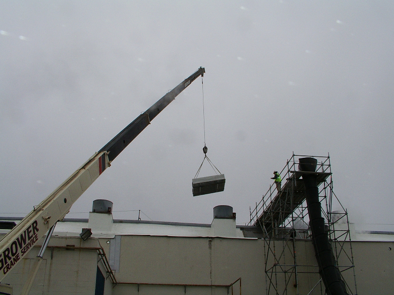 Industrial Air Distribution Systems