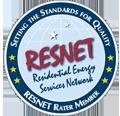 Member of RESNET logo
